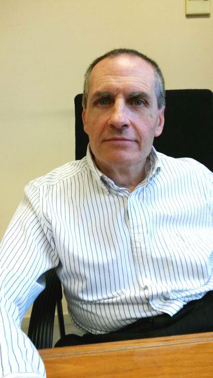 Mario Pardo, Inspector de Hacienda
