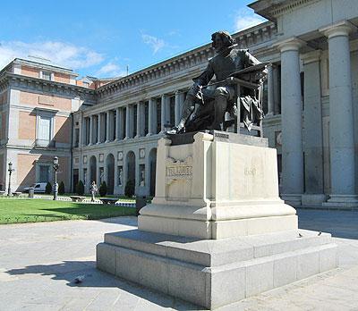 Museo del Prado, en Madrid