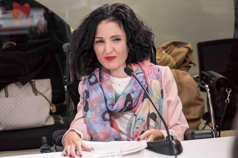 Virginia Saelices, de Podemos