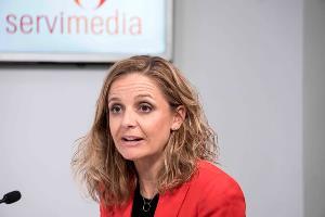Maribel Sánchez, del PP