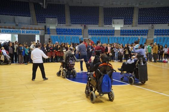 CERMI Cantabria celebra una jornada de sensibilización con motivo del Día Internacional de las Personas con Discapacidad