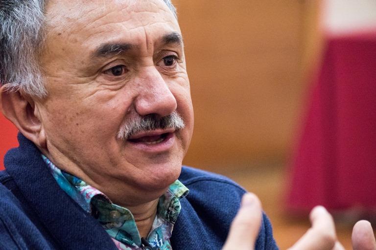 Pepe Álvarez, secretario general de UGT