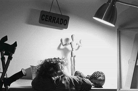 """""""Cerrado"""" de Fuencisla Vera"""