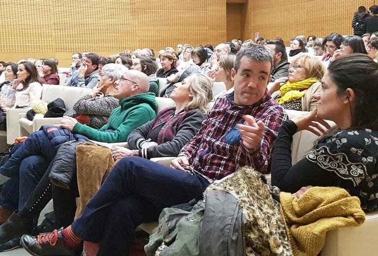 Celebradas dos jornadas de CERMI Navarra sobre la necesidad de garantizar el derecho a una educación inclusiva de todo el alumnado con discapacidad