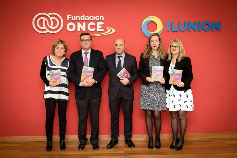 Fundación ONCE lanza una guía para ayudar a que la inserción laboral incorpore la perspectiva de género y discapacidad
