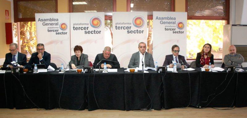 La Plataforma del Tercer Sector pone de manifiesto el rechazo total de las entidades sociales por la resolución del IRPF realizada por el Gobierno
