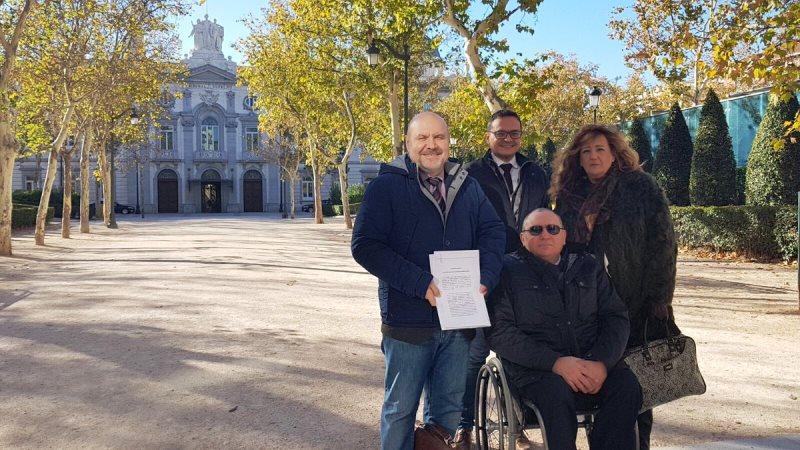 El CERMI demanda al Gobierno ante el Supremo por no aprobar el reglamento de accesibilidad a bienes y servicios