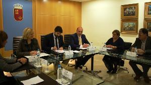 CERMI Región de Murcia plantea las demandas de las personas con discapacidad y sus familias al presidente del Gobierno autonómico