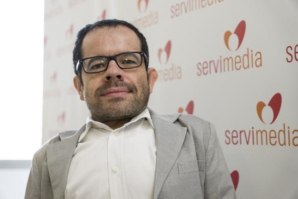 Jesús Martín, delegado del CERMI para los Derechos Humanos y la Convención de Naciones Unidas de los Derechos de las Personas con Discapacidad