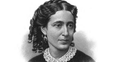 Lizzie Doten, poeta