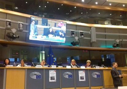 Sesión pública contra las esterilizaciones forzosas auspiciada por la Comisión de la Mujer del ED