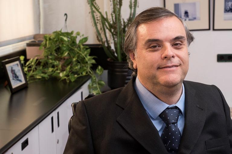 Jesús Hernández, Director de Accesibilidad universal de Fundación ONCE