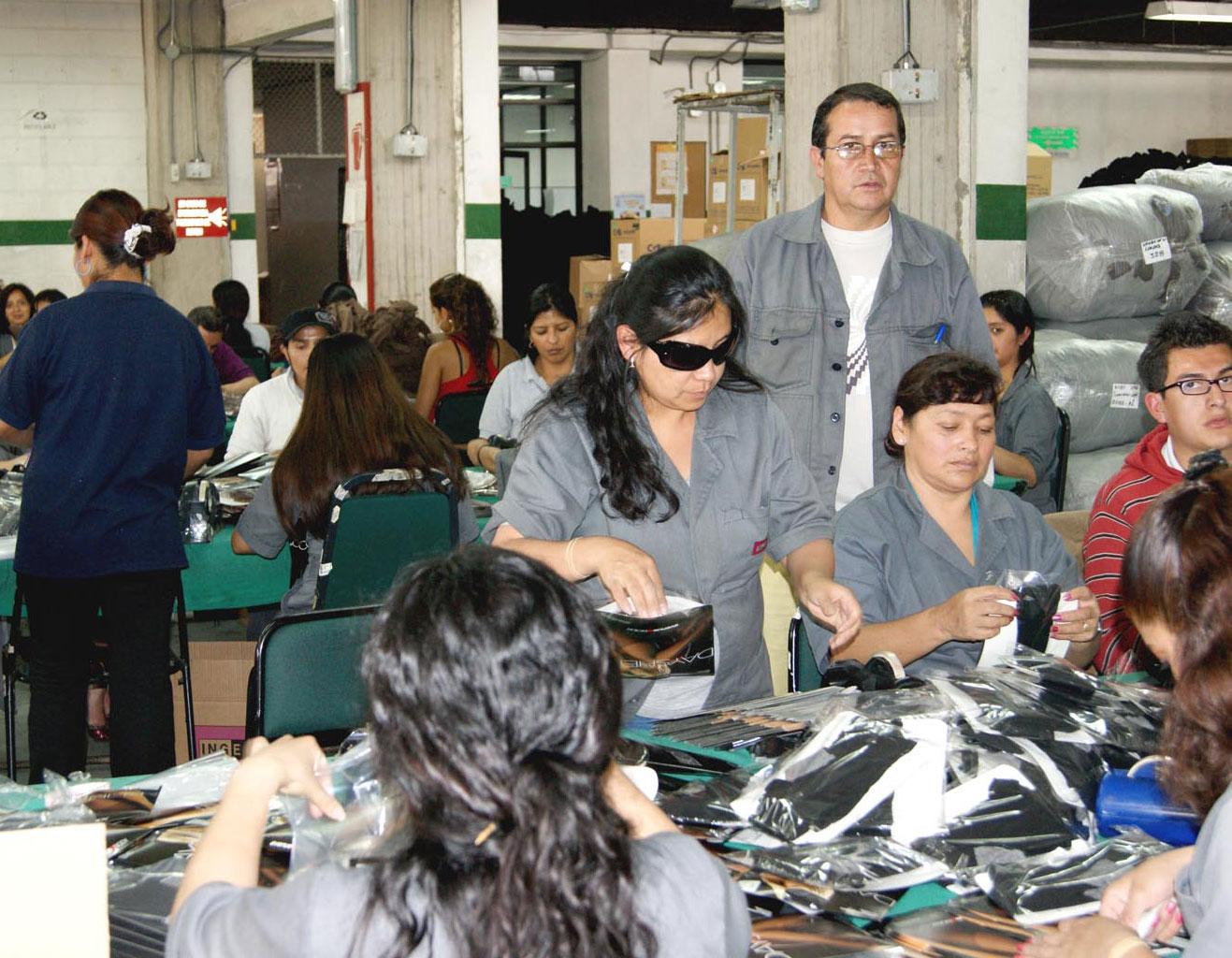 Servicio de inserción laboral de Ecuador