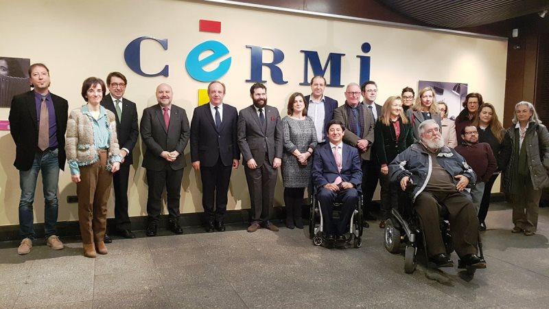 El CERMI premia a la Secretaría de Sanidad del Ministerio por la inclusión de personas con discapacidad en la formación sanitaria especializada