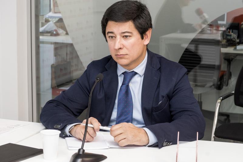 Borja Fanjul, Director General de Políticas de Apoyo a la Discapacidad del Ministerio de Sanidad, Servicios Sociales e Igualdad