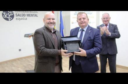 El CERMI nombra 'Amigo de la Discapacidad' a José María Sánchez Monge