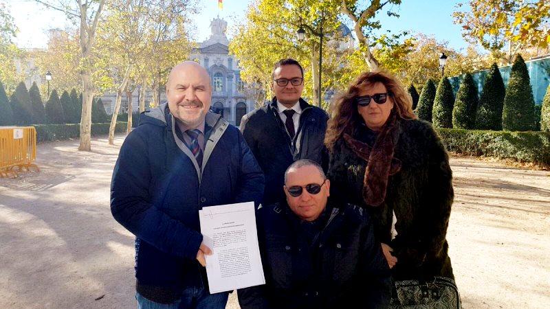 Presentación por partel del CERMI de recurso ante el Supremo para que el Alto Tribunal condene al Estado a cumplir la Ley General de los Derechos de las Personas con Discapacidad