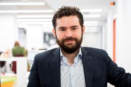 Daniel-Aníbal García-Diego, presidente de la Comisión de Asuntos Internacionales del CERMI