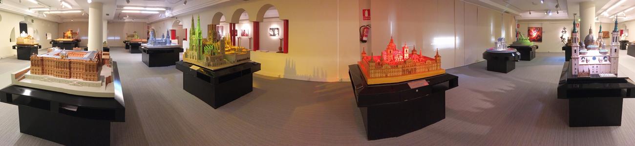 Vista general del Museo Tiflológico