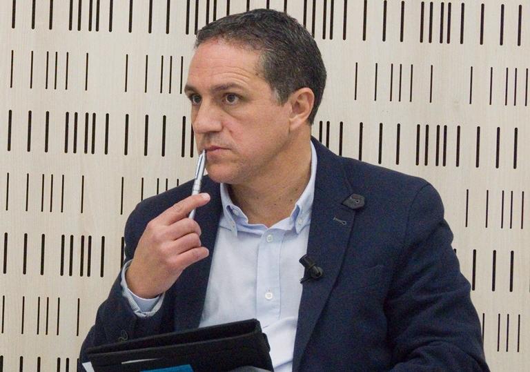 El periodista Juan Antonio Ledesma, premio Gesto 2017 otorgado por la Fundación Fans
