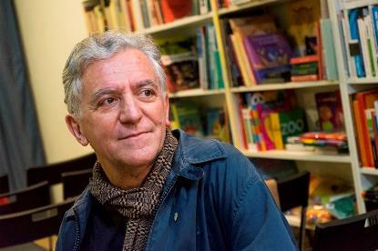 Ignacio Castro, doctor en Filosofía y profesor de instituto