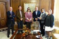 CERMI Región de Murcia pide un impulso de la Comisión de Discapacidad durante un encuentro con la Presidenta de la Asamblea regional