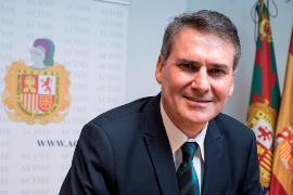 Pedro Luis García López, presidente de Acime
