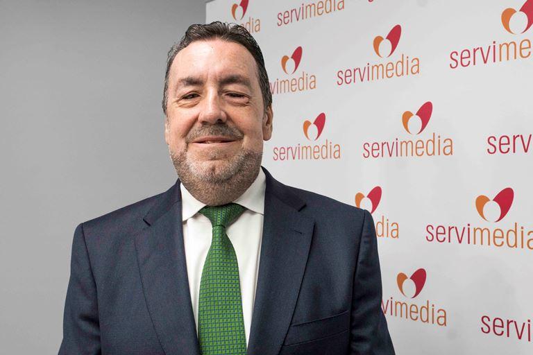 Miguel Carballeda, presidente de la ONCE y de Fundación ONCE