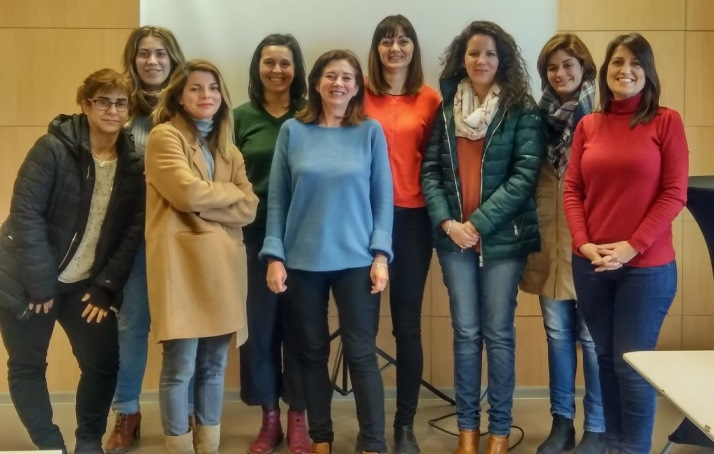 La Comisión de Mujeres del CERMI Andalucía planifica las actividades de 2018