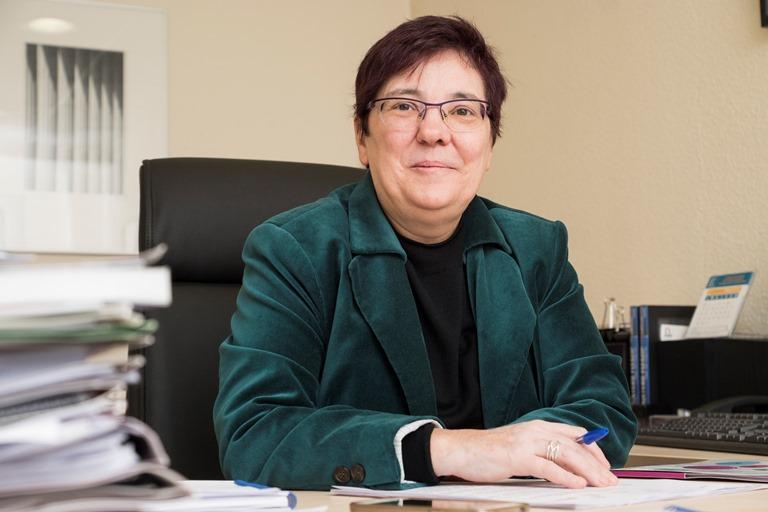 Pepa Torres, secretaria de la Comisión de Inclusión laboral del CERMI