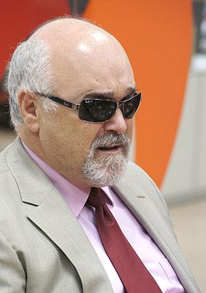 Yannis Vardakastanis, presidente de la Alianza Internacional de la Discapacidad (IDA)