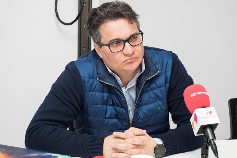 Agustín Huete, sociólogo