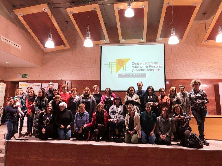 Entregados los 'Premios PRODÍS 2017' del CERMI Comunidad de Madrid