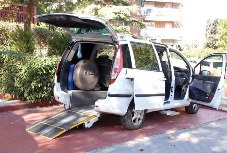 Taxi adaptado