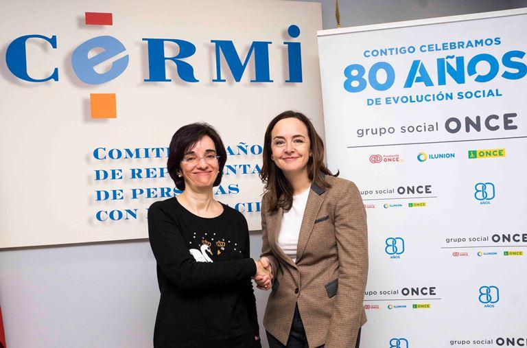 ILUNION Tecnología y Accesibilidad asesorará al CERMI sobre diseño para todas las personas en urbanismo, transporte y TIC