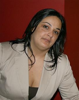 Ana Rodríguez, presidenta de Aspaym Canarias