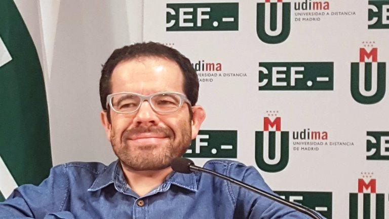 Jesús Martín Blanco, Delegado del CERMI Estatal para los Derechos Humanos y la Convención de la ONU sobre Discapacidad