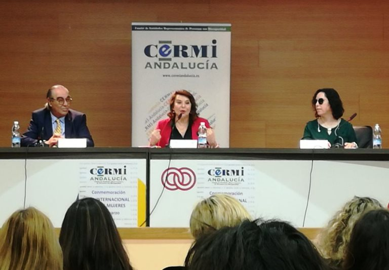 CERMI Andalucía reivindica el papel en la sociedad y el potencial de las mujeres andaluzas con discapacidad