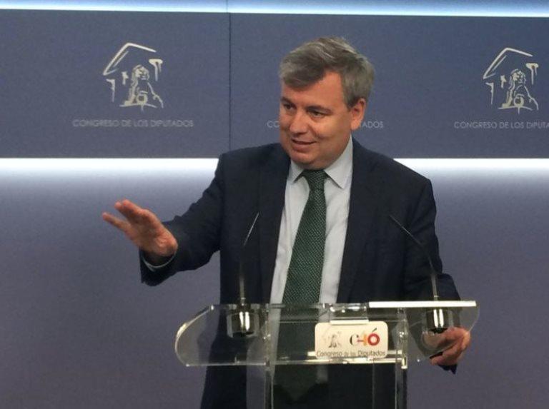 Jordi Xuclá, diputado del congreso por el PDeCat