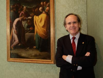 Antonio Pau, presidente de la Sección Primera de la Comisión General de Codificación