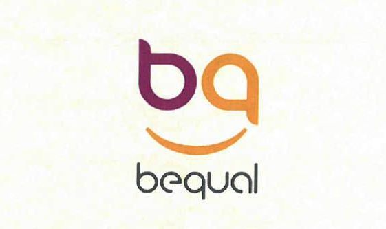 Logo del sello Bequal