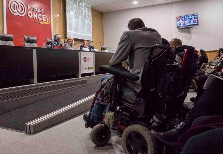 """Jornada de Debate """"Televisión y discapacidad, más allá del entretenimiento"""""""