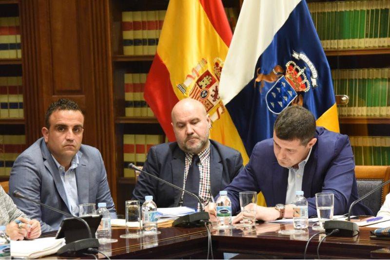 El CERMI en el Parlamento de Canarias