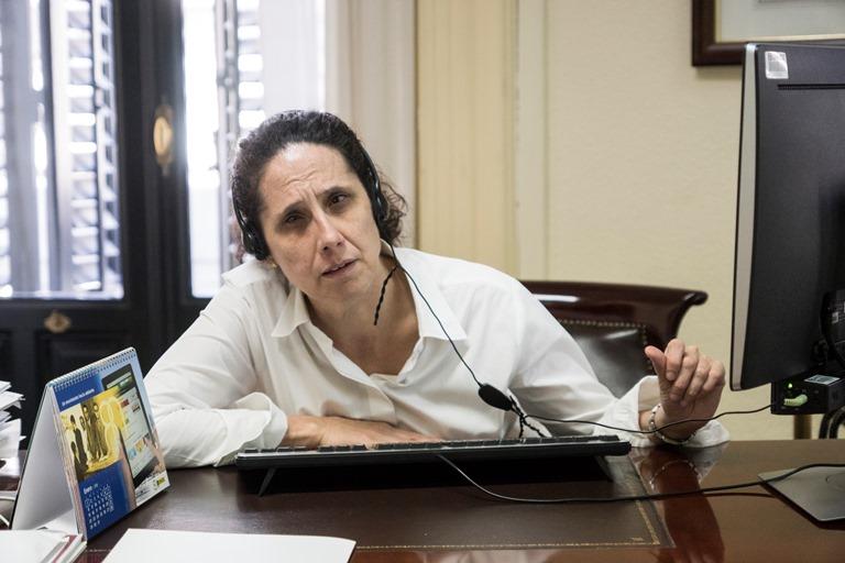 Ana Peláez, candidata de España al Comité de la CEDAW, Convención para la Eliminación de la Discriminación contra la mujer de Naciones Unidas