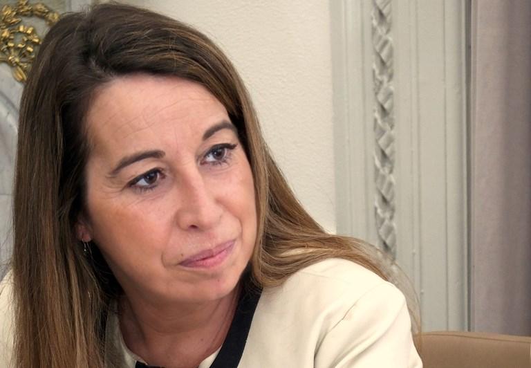 Elena Collado, secretaria de Estado de Función Pública