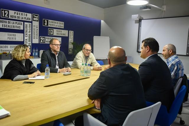 El Ayuntamiento de Las Palmas de Gran Canaria acerca la MetroGuagua a las personas con discapacidad