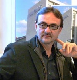 Juan José Cantalejo, coordinador de la Comisión de Accesibilidad de CERMI Comunidad de Madrid, también director de Accesibilidad Universal y Diseño para Todos del Parque La Salle de Innovación en Serv