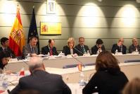 Momento de LXIX Conferencia Sectorial de Empleo y Asuntos Laborales (foto: Ministerio de Empleo y Seguridad Social)