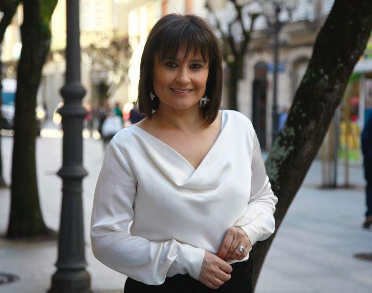 La exdiputada socialista Laura Seara, experta en igualdad y género y coautora del estudio 'Las mujeres con discapacidad en las sentencias de los tribunales españoles'