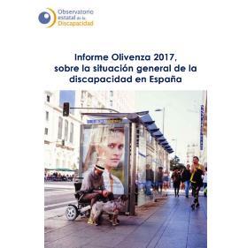 Imagen de portada del Informe Olivenza 2017